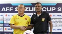 HLV Park tuyên bố không để CĐV thất vọng, 'Messi Lào' quyết tâm đánh bại Việt Nam