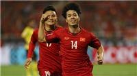 Bóng đá Việt Nam ngày 1/7: Công Phượng ký hợp đồng với đội bóng Bỉ vào tuần sau