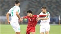 Công Phượng xuất sắc nhất lượt trận thứ 4, tuyển Việt Nam được thưởng 500 triệu đồng