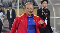HLV Park Hang Seo ngại ngùng khi đồng nghiệp Hàn Quốc tôn vinh