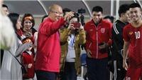 HLV Park bị 'bao vây' sau trận U22 Việt Nam đấu CLB Hàn Quốc