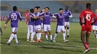 Hà Nội FC đá tiki-taka 'hủy diệt' Naga World ở AFC Cup 2019