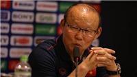 HLV Park Hang Seo hài lòng dù U23 Việt Nam chưa hoàn thiện