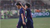 U19 Thái Lan 'ôm hận' trước U19 Việt Nam, cầu thủ Cần Thơ phản lưới 'kiểu sốc'