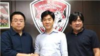 Bóng đá Việt Nam tối 8/4: Học trò cũ HLV Park Hang Seo ra mắt tại Muangthong