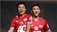 TRỰC TIẾP BÓNG ĐÁ HÔM NAY: Sài Gòn vs Thanh Hóa (19h), Hải Phòng 2-1 Viettel