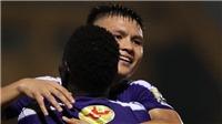 Quang Hải lập công, Hà Nội FC đánh bại Hải Phòng