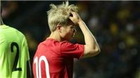 Bóng đá Việt Nam ngày 24/6: Công Phượng chưa thể sang Pháp thử việc, trọng tài V-League ngất xỉu