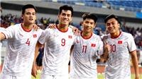 KẾT QUẢ BÓNG ĐÁ: U22 Việt Nam dội 'mưa' bàn thắng vào lưới U22 Brunei