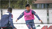 Tin tức bóng đá Việt Nam ngày 4/10: Công Phượng đổi kiểu tóc, HLV Park chốt danh sách đấu Malaysia