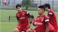 Bóng đá Việt Nam hôm nay: Công Phượng, Quang Hải xung trận đấu U22 Việt Nam