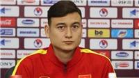 Văn Lâm chỉ ra điểm mạnh UAE, HLV Park Hang Seo loại hai cầu thủ
