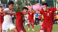 Bóng đá Việt Nam hôm nay: Thái Lan tập buổi đầu tiên, U22 Việt Nam hòa U22 Myanmar