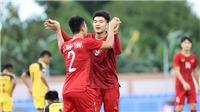 Bóng đá Việt Nam hôm nay 25/11: U22 Brunei quá yếu, Đức Chinh lập kỷ lục