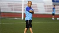 Bóng đá Việt Nam hôm nay 28/11: HLV Park không hài lòng khi U22 Việt Nam thủng lưới trước Lào