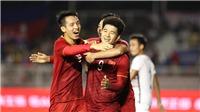 TRỰC TIẾP bóng đá VTV6 hôm nay: U22 Việt Nam vs Indonesia, Chung kết SEA Games 30