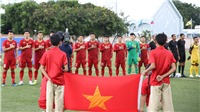 Bóng đá Việt Nam hôm nay 1/12: U22 Việt Nam đấu sinh tử với U22 Indonesia