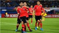 Bóng đá U23 châu Á hôm nay 19/1: U23 Hàn Quốc đấu với U23 Jordan.U23 UAE vs U23 Uzbekistan
