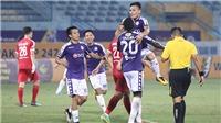 Bóng đá Việt Nam hôm nay: Đà Nẵng đấu Hà Nội. Sài Gòn quyết thắng Thanh Hóa