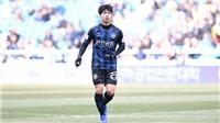 Công Phượng 'đói bóng' khi Incheon United thua thảm Daegu