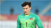 Thủ môn Tiến Dũng chính thức đầu quân cho Hà Nội FC