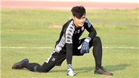 Bóng đá Việt Nam hôm nay: Bùi Tiến Dũng chấn thương đầu gối