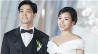 Bóng đá Việt Nam hôm nay: Quang Hải, Văn Hậurạng ngời trong đám cưới Công Phượng