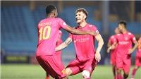 Chuyển nhượng V-League: Hà Nội chiêu mộ ngoại binh với lương kỷ lục