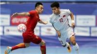 HAGL xuống sức vì World Cup, futsal Việt Nam 'hạ đẹp' Trung Quốc