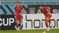Hùng Dũng báo tin vui cho HLV Park Hang Seo, Văn Toàn trở lại tập luyện