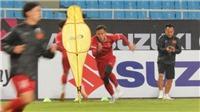 Quế Ngọc Hải bình phục chấn thương, Công an Hà Nộibảo vệ trận chung kết AFF Cup