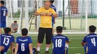 U23 Việt Nam gặp bất lợi khi BTC đổi lịch thi đấu