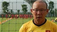 Thầy Park cảnh báo học trò trước trận gặp Lào, HLV Thái Lan ngán nhất Việt Nam