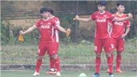 Tuyển Việt Nam rèn thể lực, HLV Hoàng Anh Tuấn lo U19 Việt Nam thiếu ổn định