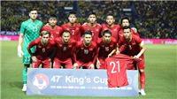 Trung vệ bị HLV Park Hang Seo loại nhắn nhủ gì trước trận đấu Thái Lan?