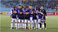 Kết quả bóng đá hôm nay: Thắng sát nút Quảng Nam, Hà Nội vô địch Cúp QG 2019