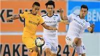 BĐTV TRỰC TIẾP BÓNG ĐÁ HÔM NAY: Sài Gòn FC vs SLNA (19h15, 30/1)