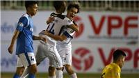 Bóng đá Việt Nam hôm nay: HAGL đón tin vui trước cuộc đấu Viettel. SLNA đọ sức Bình Dương