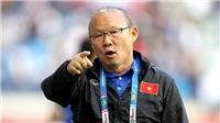 Bóng đá Việt Nam ngày 6/9: Thầy Park đối đấu Guus Hiddink, tiền vệ HAGL làm đội trưởng U22 Việt Nam