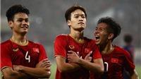 HLV Park loại 'sao' U22 Việt Nam, giữ Trọng Hoàng và Văn Hậu