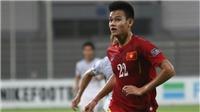 HLV Park Hang Seo bổ sung hậu vệ từng tham dự World Cup U20