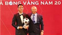 Bóng đá Việt Nam hôm nay: Hùng Dũng chưa từng nghĩ đoạt Quả bóng Vàng. Quang Hải sẽ cố gắng hơn nữa