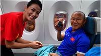 HLV Malaysia so sánh Việt Nam với Thái Lan, chuyến bay đặc biệt đón thầy trò ông Park