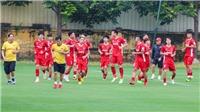 Tuyển Việt Nam không chịu áp lực, U19 Việt Nam chốt danh sách sát ngày thi đấu