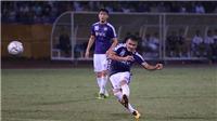 Kết quả bóng đá Hà Nội 4-2 Nam Định: Trung vệ U23 Việt Nam tỏa sáng, Hà Nội thắng lớn