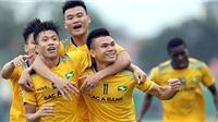 Kết quả bóng đá hôm nay: SLNA 4-1 Quảng Nam
