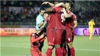 Thắng Viettel, TP HCM vững vàng ngôi đầu bảng