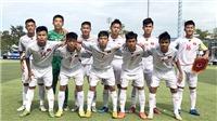 TRỰC TIẾP BÓNG ĐÁ: U15 Việt Nam vs Indonesia (15h hôm nay), U15 Đông Nam Á