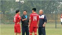 VFF công khai danh tính trợ lý mới của thầy Park, tuyển Việt Nam tập buổi đầu tiên