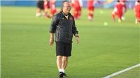 Bóng đá Việt Nam hôm nay: HLV Park Hang Seo không bị cấm chỉ đạo AFF Cup. Trợ lý truyền 'bí kíp' rèn thể lực